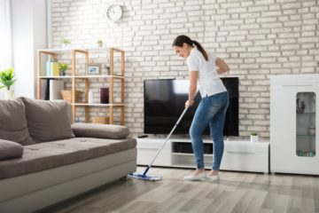 Homeowners Annual Cleaning